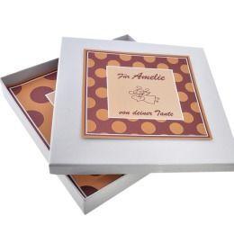 Geschenk Schachtel  für Schmuck, Taufgeschenk