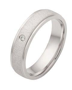schlichter & schöner Damenring 925/- Silber
