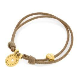 Armband mit Gravur, Herz Armband, Geschenk zur Taufe