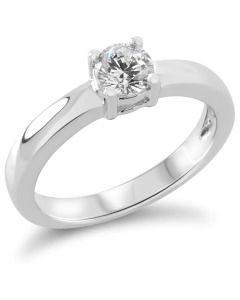 Ring Silber Zirkonia